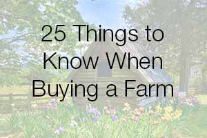 Buying A Farm in Louisa County Virginia
